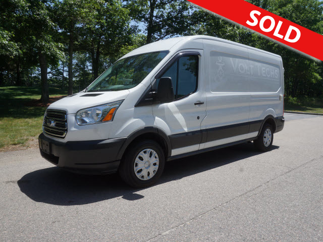 2015 Ford Transit  - Classic Auto Sales