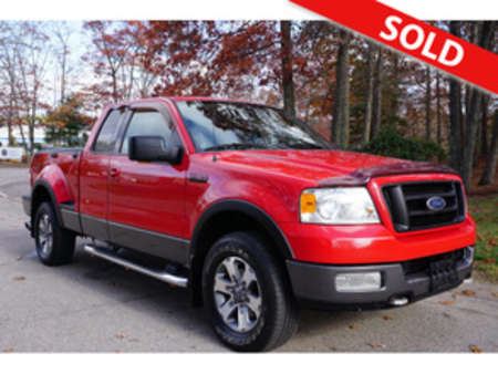 2004 Ford F-150 FX4 for Sale  - B46568  - Classic Auto Sales