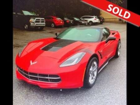 2015 Chevrolet Corvette Stingray for Sale  - F5120564  - Classic Auto Sales