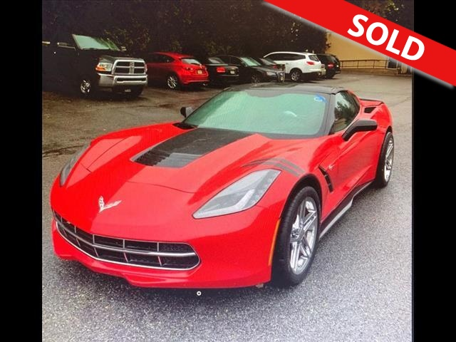 2015 Chevrolet Corvette  - Classic Auto Sales