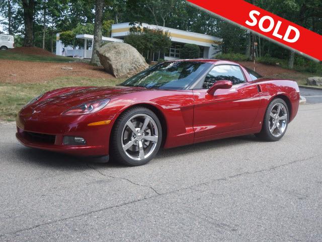 2009 Chevrolet Corvette  - Classic Auto Sales