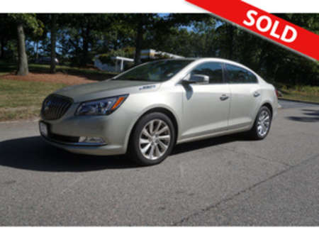 2016 Buick LaCrosse Leather for Sale  - 171483  - Classic Auto Sales
