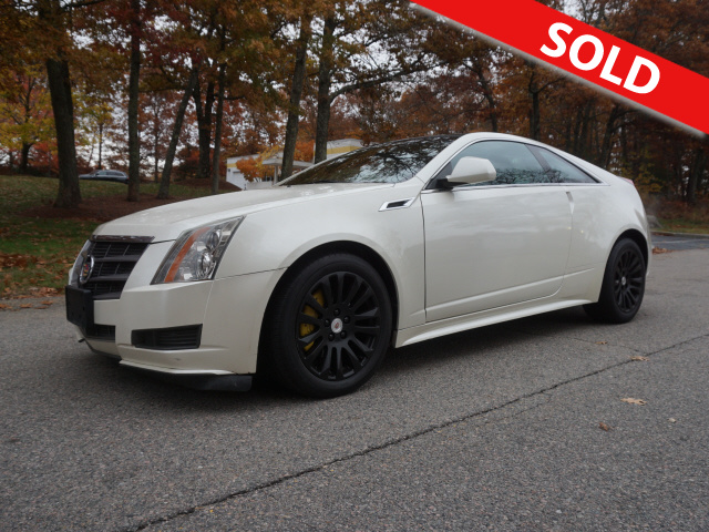 2011 Cadillac CTS  - Classic Auto Sales