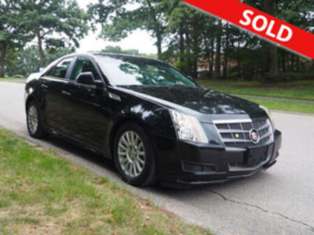 2010 Cadillac CTS 3.0L V6 for Sale  - 111654  - Classic Auto Sales