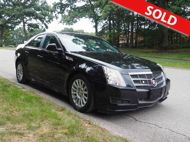 2010 Cadillac CTS  - Classic Auto Sales