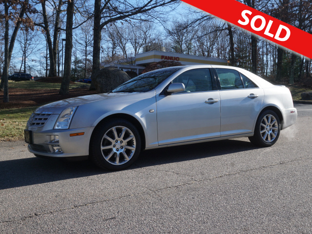 2005 Cadillac STS  - Classic Auto Sales