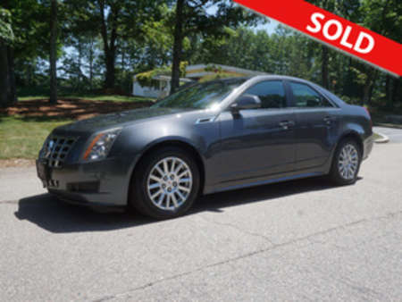 2012 Cadillac CTS Luxury for Sale  - W-13670  - Classic Auto Sales
