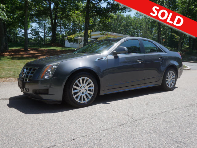 2012 Cadillac CTS  - Classic Auto Sales