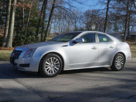 2011 Cadillac CTS 3.0L Luxury for Sale  - 169533  - Classic Auto Sales