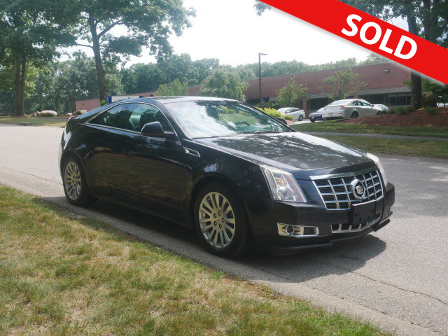 2013 Cadillac CTS  - Classic Auto Sales