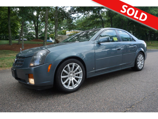 2006 Cadillac CTS  - Classic Auto Sales