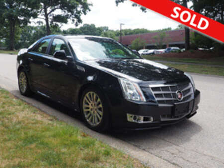 2010 Cadillac CTS Premium for Sale  - R8862A  - Classic Auto Sales