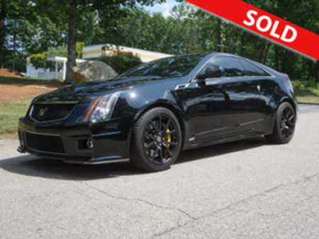 2012 Cadillac CTS-V Base for Sale  - W-13694  - Classic Auto Sales
