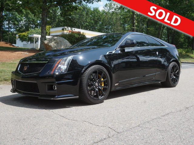 2012 Cadillac CTS-V  - Classic Auto Sales