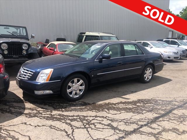 2007 Cadillac DTS Luxury II  - 7U225336  - Classic Auto Sales