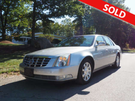 2008 Cadillac DTS Base for Sale  - 181680  - Classic Auto Sales