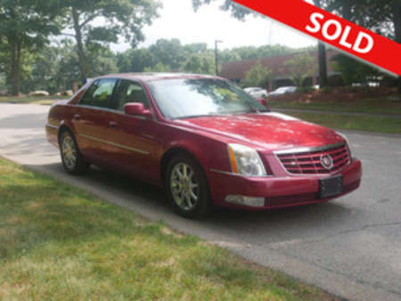 2011 Cadillac DTS Luxury Collection for Sale  - 139351  - Classic Auto Sales