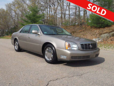 2000 Cadillac DeVille DHS for Sale  - 181912  - Classic Auto Sales