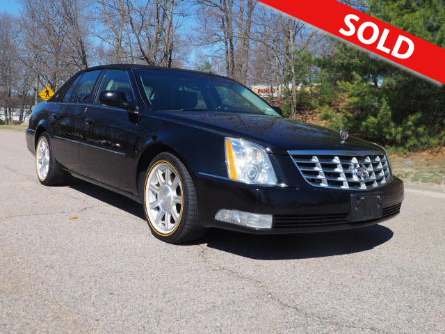 2010 Cadillac DTS Pro DTS/Livery Package  - 126378  - Classic Auto Sales