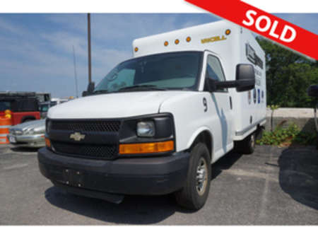 2011 Chevrolet G3500 9ft Cargo Box for Sale  - W13400  - Classic Auto Sales