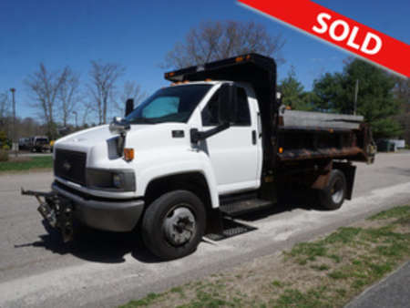 2009 Chevrolet C5500 5500 for Sale  - W-13616  - Classic Auto Sales