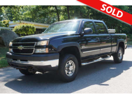 2006 Chevrolet Silverado 2500 LT for Sale  - W13394  - Classic Auto Sales