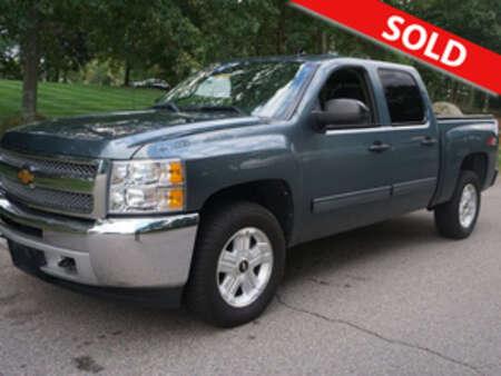 2012 Chevrolet Silverado 1500 LT for Sale  - 145003  - Classic Auto Sales