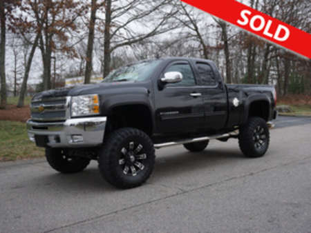 2012 Chevrolet Silverado 1500 LT for Sale  - 141015  - Classic Auto Sales