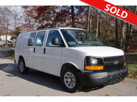 2013 Chevrolet Express Cargo 1500 for Sale  - 135777  - Classic Auto Sales