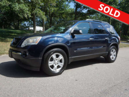 2009 GMC Acadia SLE for Sale  - 187406  - Classic Auto Sales