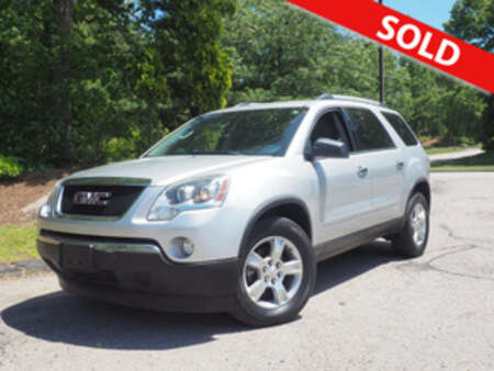 2012 GMC Acadia SLE for Sale  - W-13633  - Classic Auto Sales
