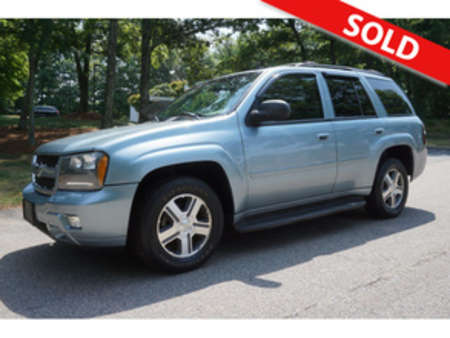2006 Chevrolet TrailBlazer LT for Sale  - W13367  - Classic Auto Sales