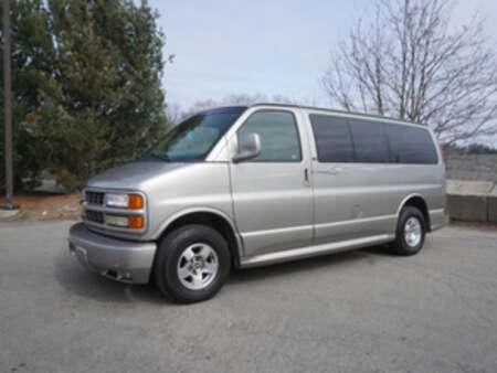 2001 Chevrolet Express Passenger G1500 LT for Sale  - 212327  - Classic Auto Sales