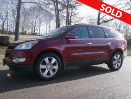 2011 Chevrolet Traverse LT for Sale  - 323365  - Classic Auto Sales