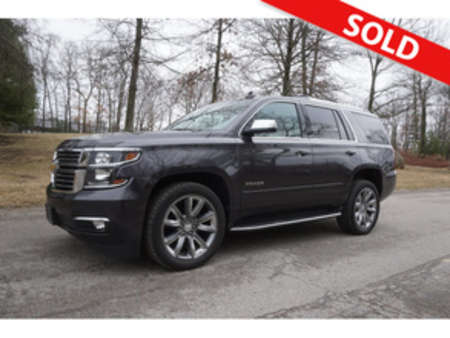2016 Chevrolet Tahoe LTZ for Sale  - GR333662  - Classic Auto Sales