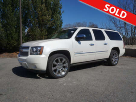 2012 Chevrolet Suburban LTZ 1500 for Sale  - W-13589  - Classic Auto Sales