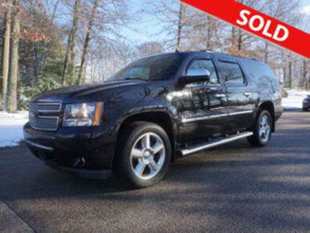 2013 Chevrolet Suburban LTZ 1500 for Sale  - W-13800  - Classic Auto Sales