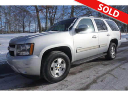2010 Chevrolet Tahoe LT for Sale  - W-13253  - Classic Auto Sales