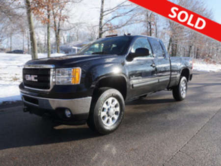 2011 GMC Sierra 2500HD SLT for Sale  - W-13795  - Classic Auto Sales