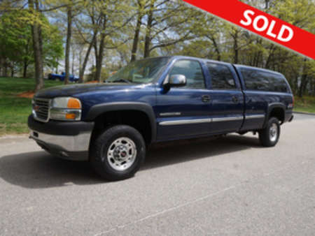 2002 GMC SLE for Sale  - W-13611  - Classic Auto Sales