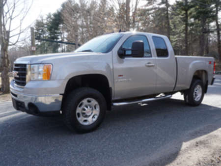 2009 GMC Sierra 2500HD SLT for Sale  - W-13602  - Classic Auto Sales
