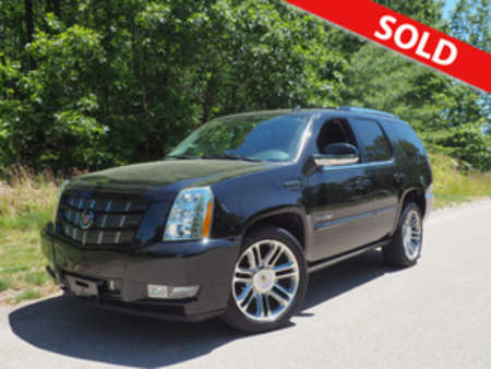 2013 Cadillac Escalade Premium for Sale  - W-13659  - Classic Auto Sales