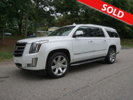 2016 Cadillac Escalade Luxury Collection for Sale  - W-13459  - Classic Auto Sales