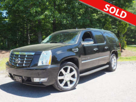 2010 Cadillac Escalade ESV Luxury for Sale  - W-13658  - Classic Auto Sales