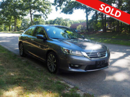2014 Honda Accord Sport for Sale  - 100237  - Classic Auto Sales