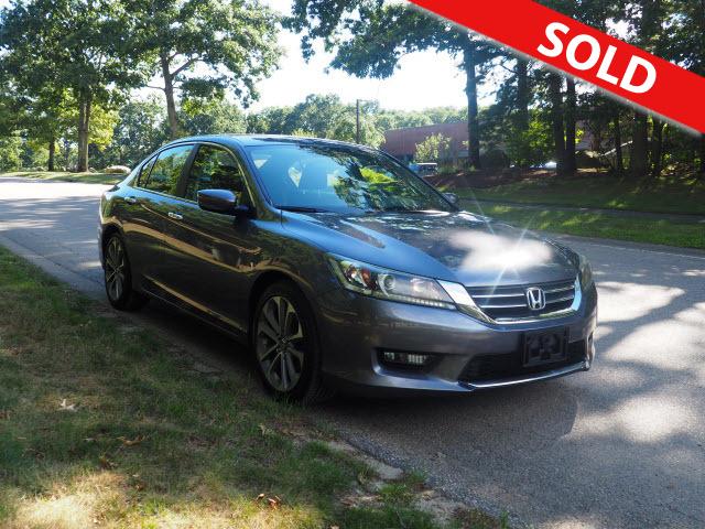 2014 Honda Accord Sport  - 100237  - Classic Auto Sales