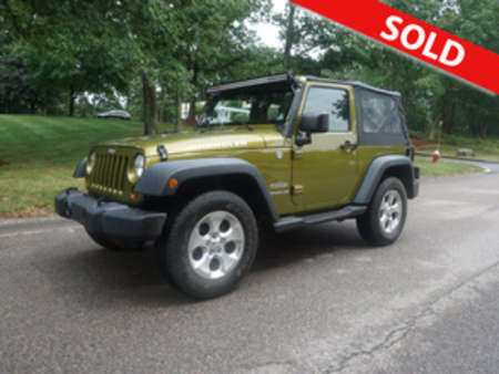 2010 Jeep Wrangler Sport for Sale  - W-13677  - Classic Auto Sales