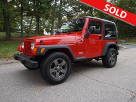 2006 Jeep Wrangler Sport for Sale  - W-13419  - Classic Auto Sales