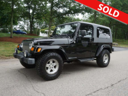 2005 Jeep Wrangler Unlimited for Sale  - 304804  - Classic Auto Sales