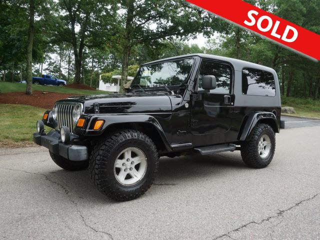 2005 Jeep Wrangler  - Classic Auto Sales